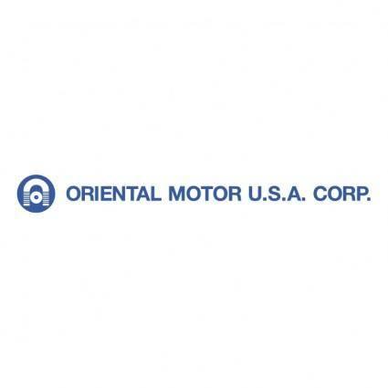 free vector Oriental motor usa