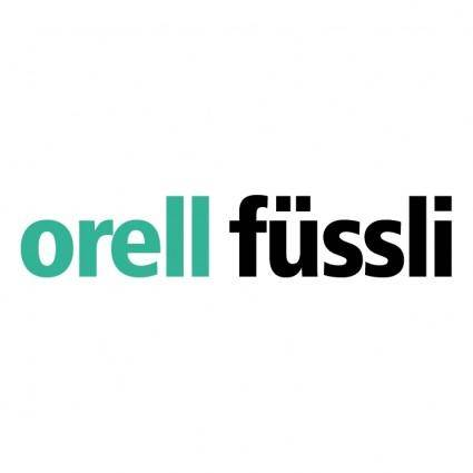 free vector Orell fussli