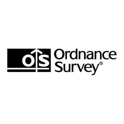 free vector Ordnance survey 0