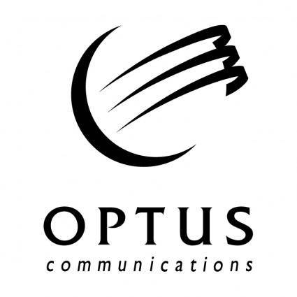 free vector Optus communications 0