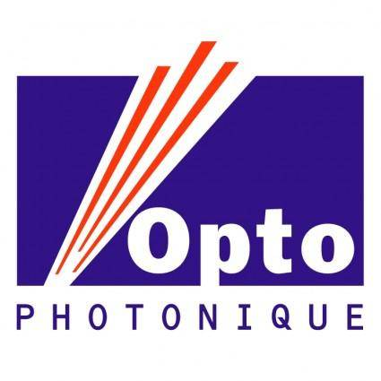 Opto photonique