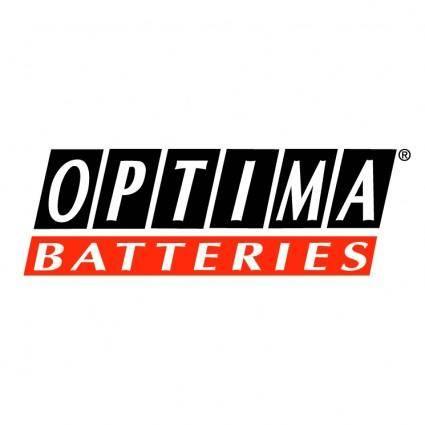 free vector Optima batteries