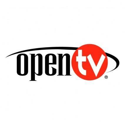 free vector Opentv