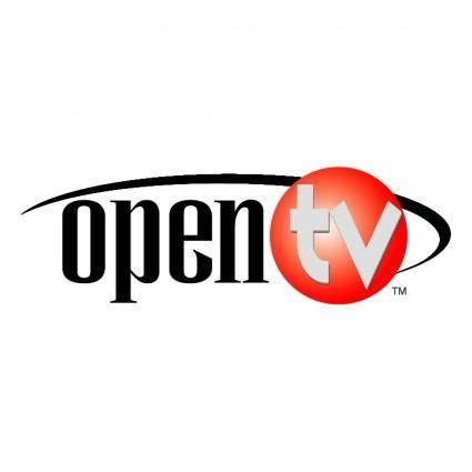 free vector Opentv 2