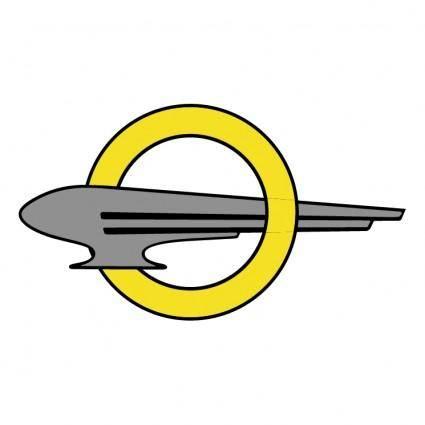 free vector Opel 6