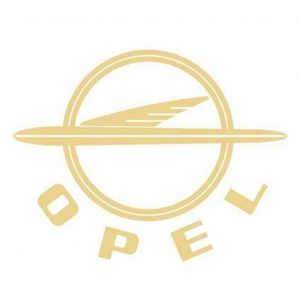 free vector Opel 5