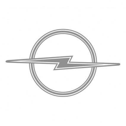 free vector Opel 3