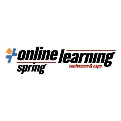 Online learning spring