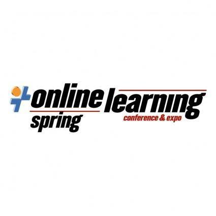 Online learning spring