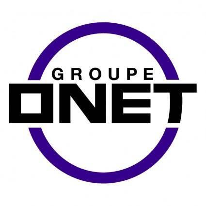 Onet groupe