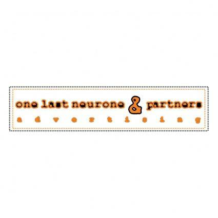 free vector One last neurone advertising partners
