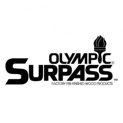 Olympic surpass