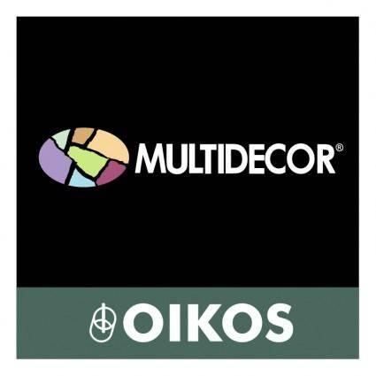 free vector Oikos multidecor