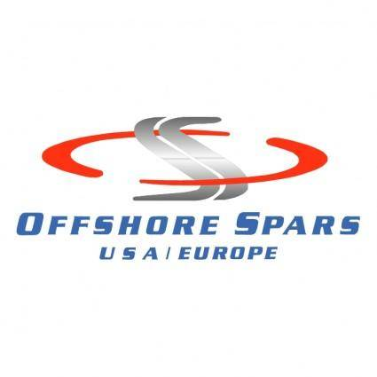 Offshore spars