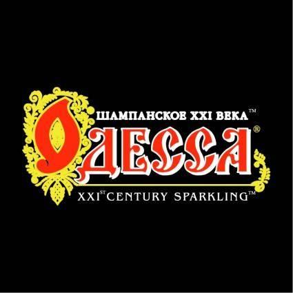 free vector Odessa sparkling
