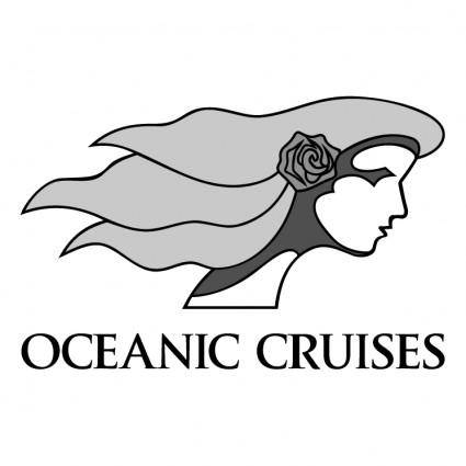 free vector Oceanic cruises