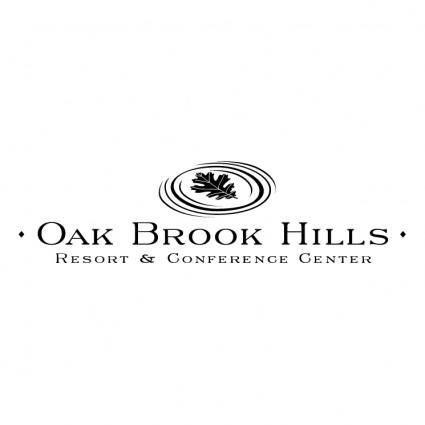 free vector Oak brook hills 0