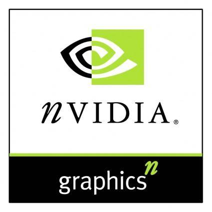 free vector Nvidia graphicsn