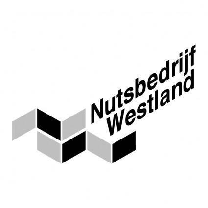 free vector Nutsbedrijf westland