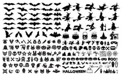 free vector Halloween element vector