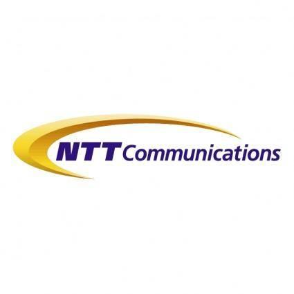 free vector Ntt communications
