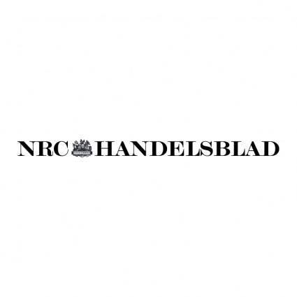 free vector Nrc handelsblad