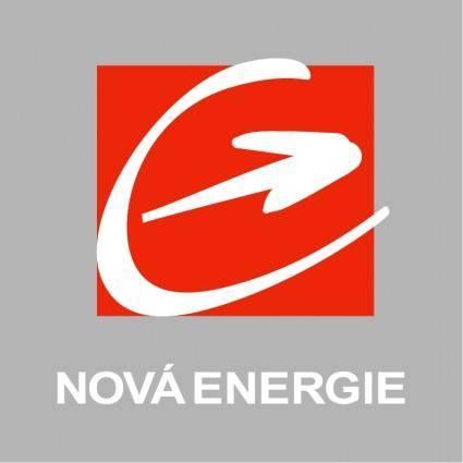 free vector Nova energie 1