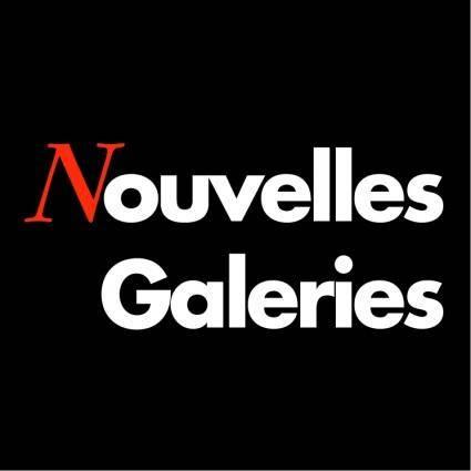 free vector Nouvelles galeries 0