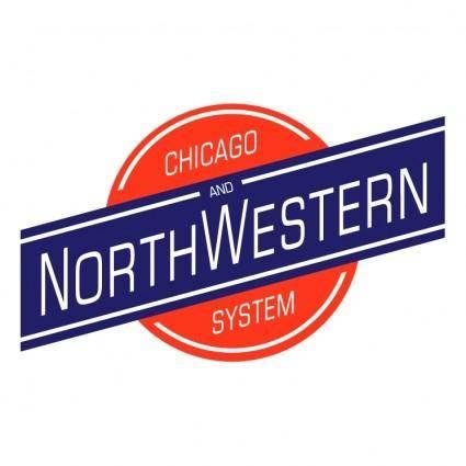 free vector North western rail
