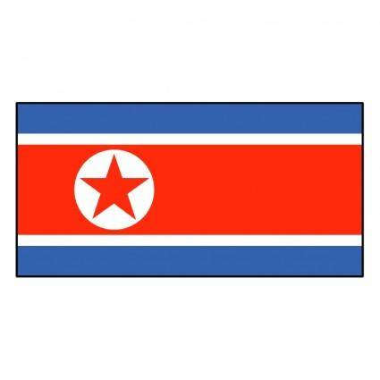 free vector North korea