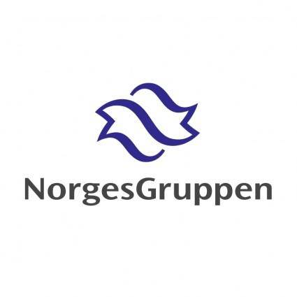 free vector Norgesgruppen