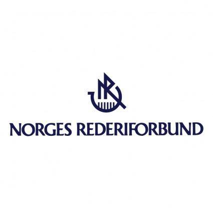 free vector Norges rederiforbund