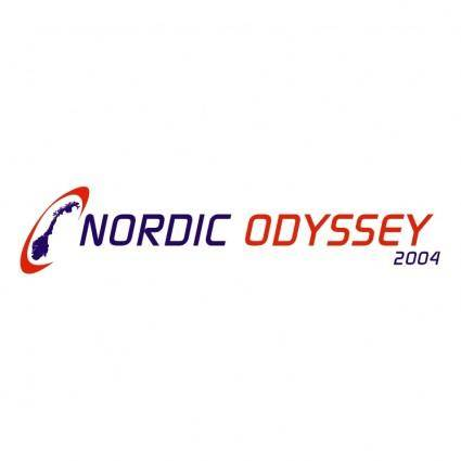 free vector Nordic odyssey