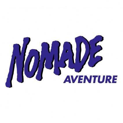 free vector Nomade aventure
