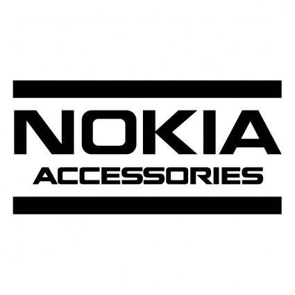 free vector Nokia accessories