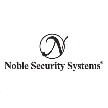 Noble security systems