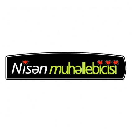 free vector Nisan muhallebicisi
