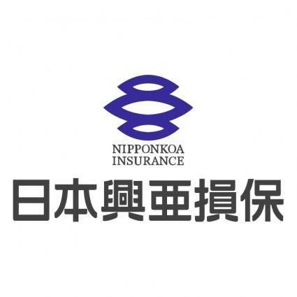 free vector Nipponkoa insurance 0