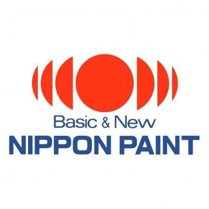 free vector Nippon paint