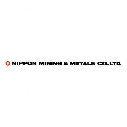 Nippon mining metals