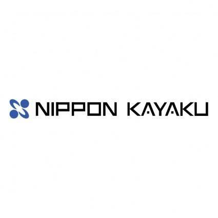 free vector Nippon kayaku