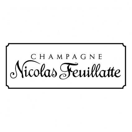 free vector Nicolas feuillatte