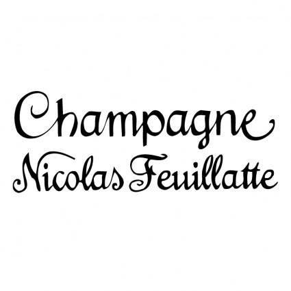 free vector Nicolas feuillatte 0