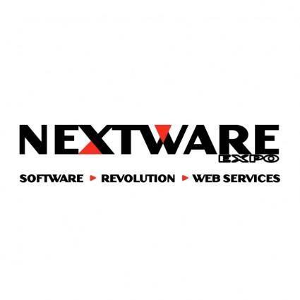 free vector Nextware expo