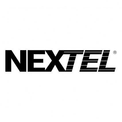 free vector Nextel communications 0