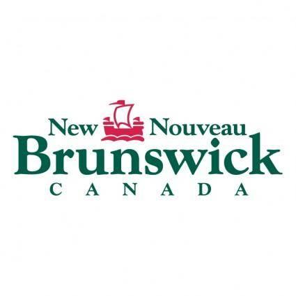 free vector New brunswick canada