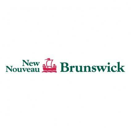 free vector New brunswick 4