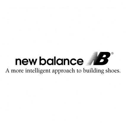 free vector New balance 1