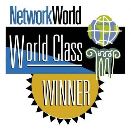 Networkworld world class winner