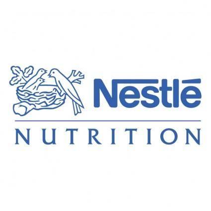 free vector Nestle nutrition 0